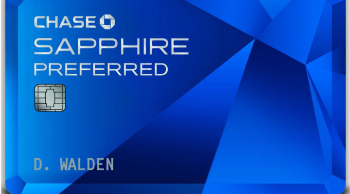 Chase Sapphire Preferred® Card – Earn 50,000 bonus points