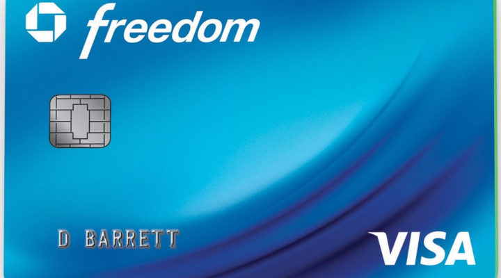 Chase Freedom Credit Card – 获$175 或17500UR积分